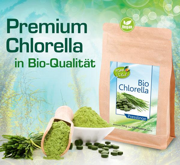 bio-chlorella