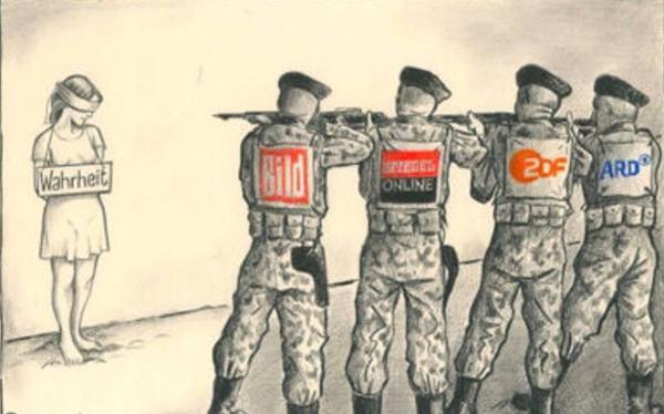 Zombie-Journalismus: Die Demokratie-Verräter