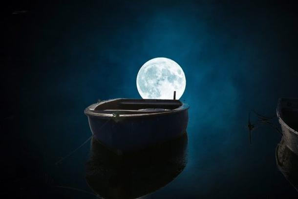 Vollmond-im-Widder-Transformation-Mondkraft-heute-mondkalender
