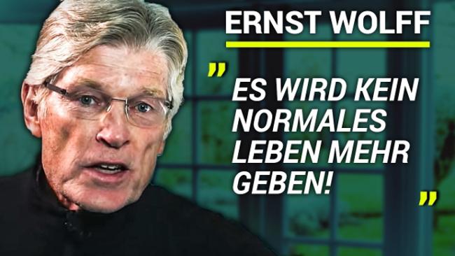 Ernst Wolff: Das System der Macht bröckelt (Video)