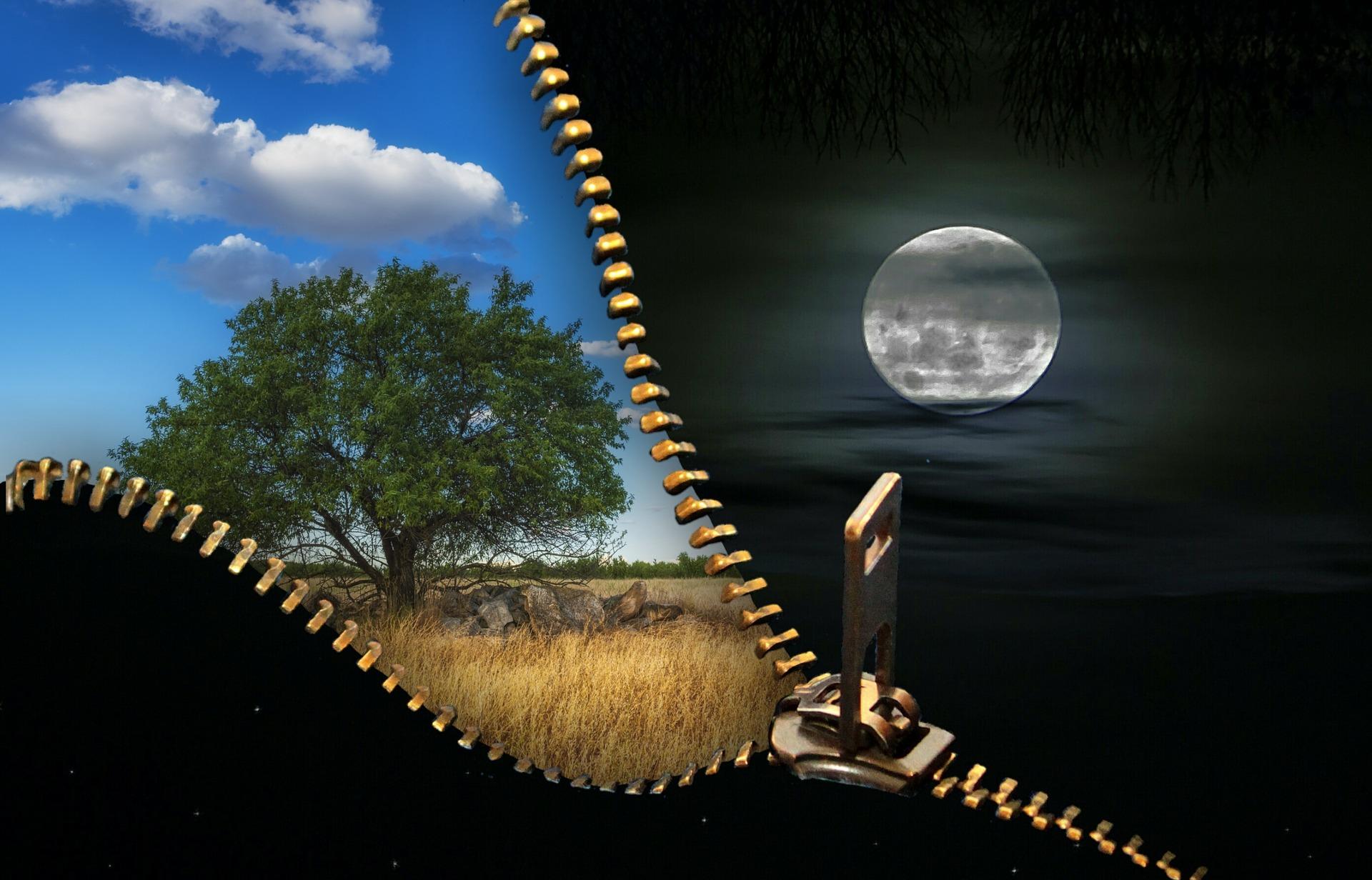 Mondkraft heute 22. September 2021 mit Mondkalender – Sonne in Waage - Herbstbeginn