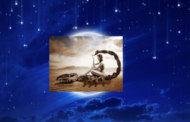 Mondkraft heute 11. September 2021 mit Mondkalender - Skorpion-Mond
