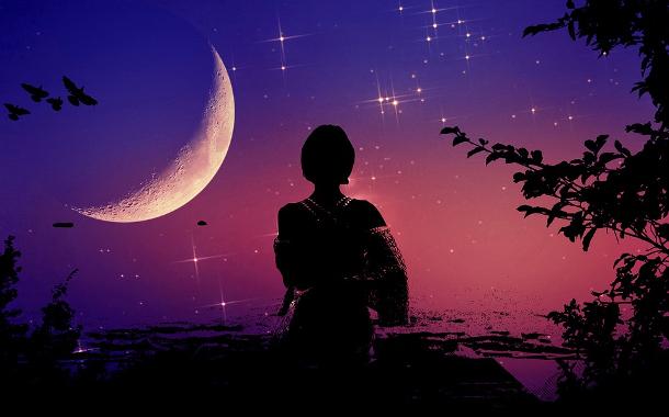neumondphase-zum-Neumond-im-Skorpion-Mondkalender-und-Mondkraft-heute-27. Oktober