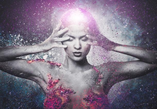 Tagesenergie heute 18. September 2021 - Intuition