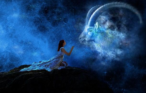 Mondkraft heute 12. Oktober 2021 mit Mondkalender: Mond in Steinbock